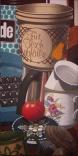 Stillleben mit Gegenständen von Monika